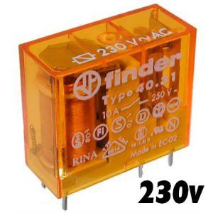 Finder 4031 Series Relay-230v AC-1483