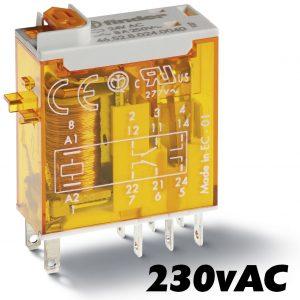 Finder 4652 Series Relay 230vAC-1504
