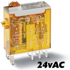 Finder 4652 Series Relay 24vAC-1502