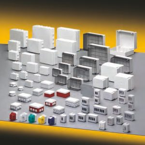 EC Plastic Enclosures