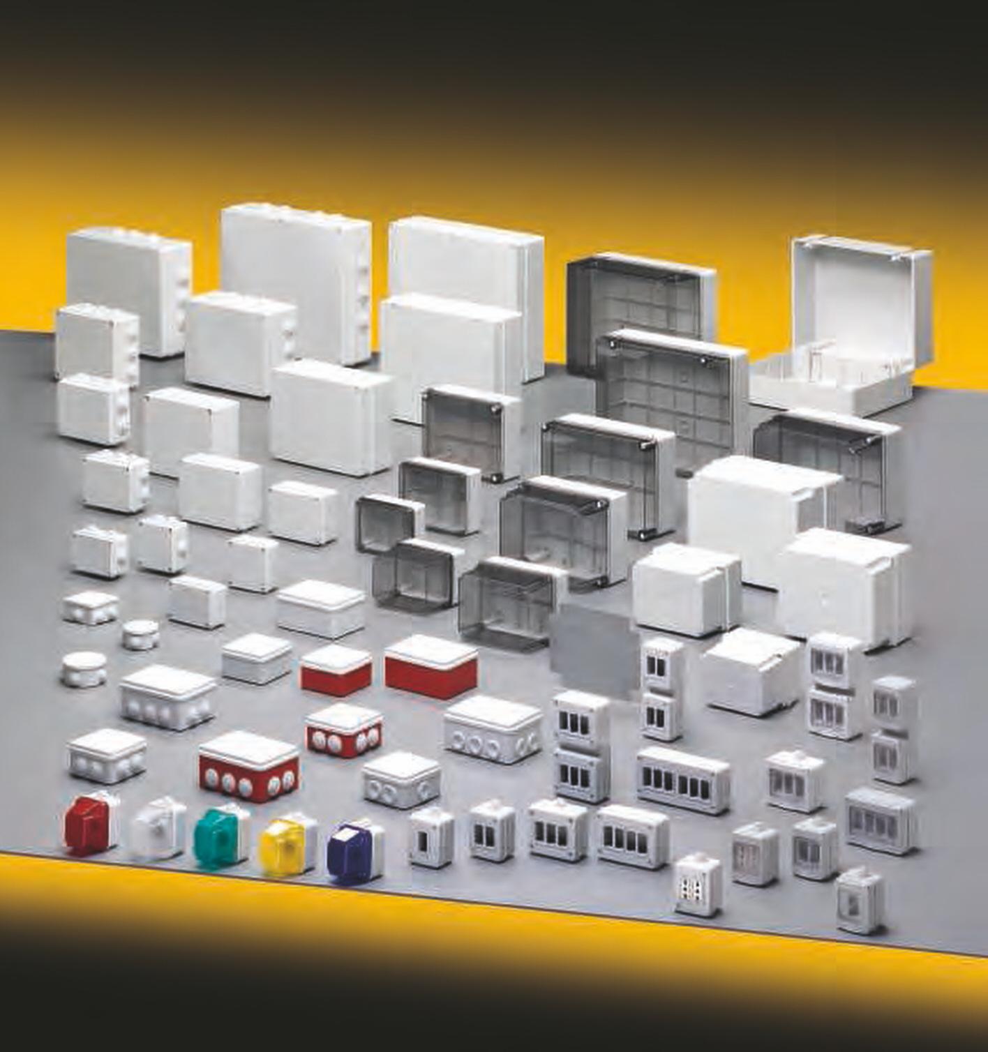 EC Plastic Enclosures
