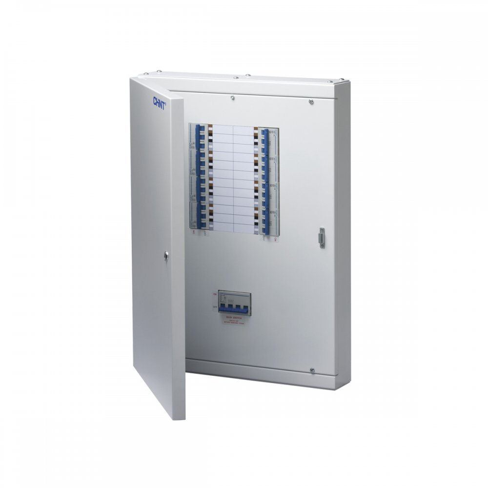 Nxdb 18 Chint 18 Way 3 Phase Distribution Board Chalon