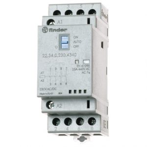 Finder 22 Series Modular Contactors
