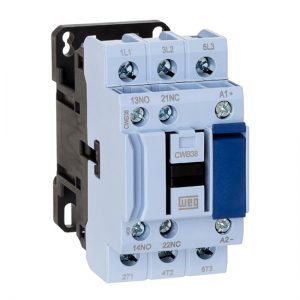 Weg CWB Contactors, RW Series Overloads and Accessories