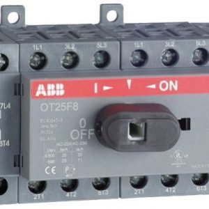ABB OT Range Isolators