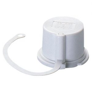 Watertight Caps For Appliance Inlets