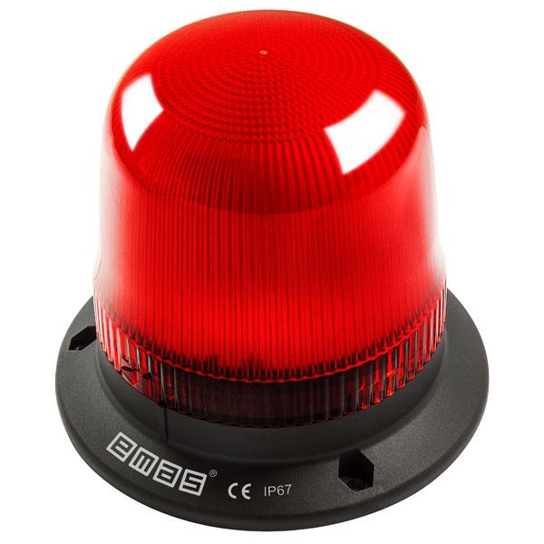 Beacon Lamp Red 24vac Dc Chalon Components Ltd