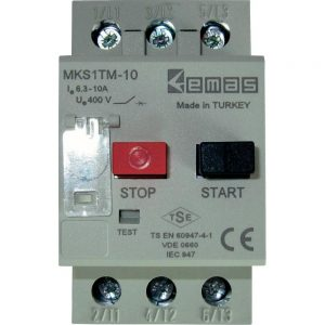 Emas Motor Protection Circuit Breaker