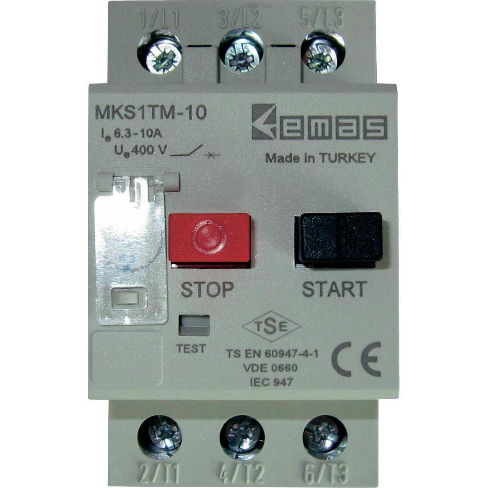 Emas Motor Protection Circuit Breaker