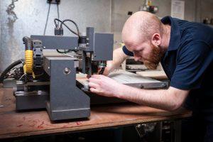 Engraving Production Workshop