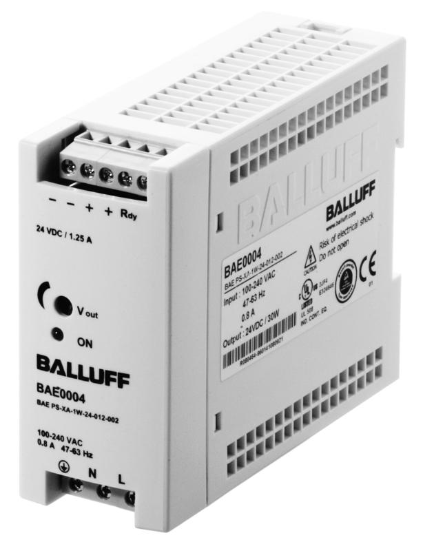 BAE0004 Balluff Power Supply Unit 1