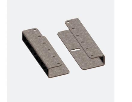 BKTS1515 Mounting Plate & Brackets
