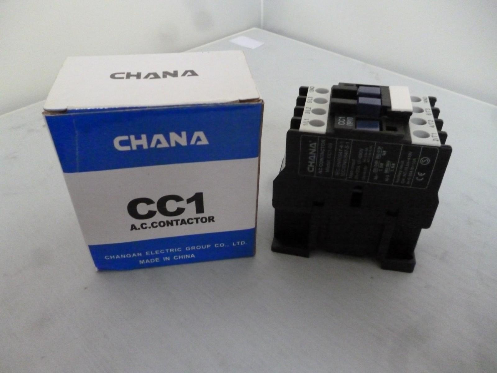 Chana CC1-0910 3 Pole Contactor