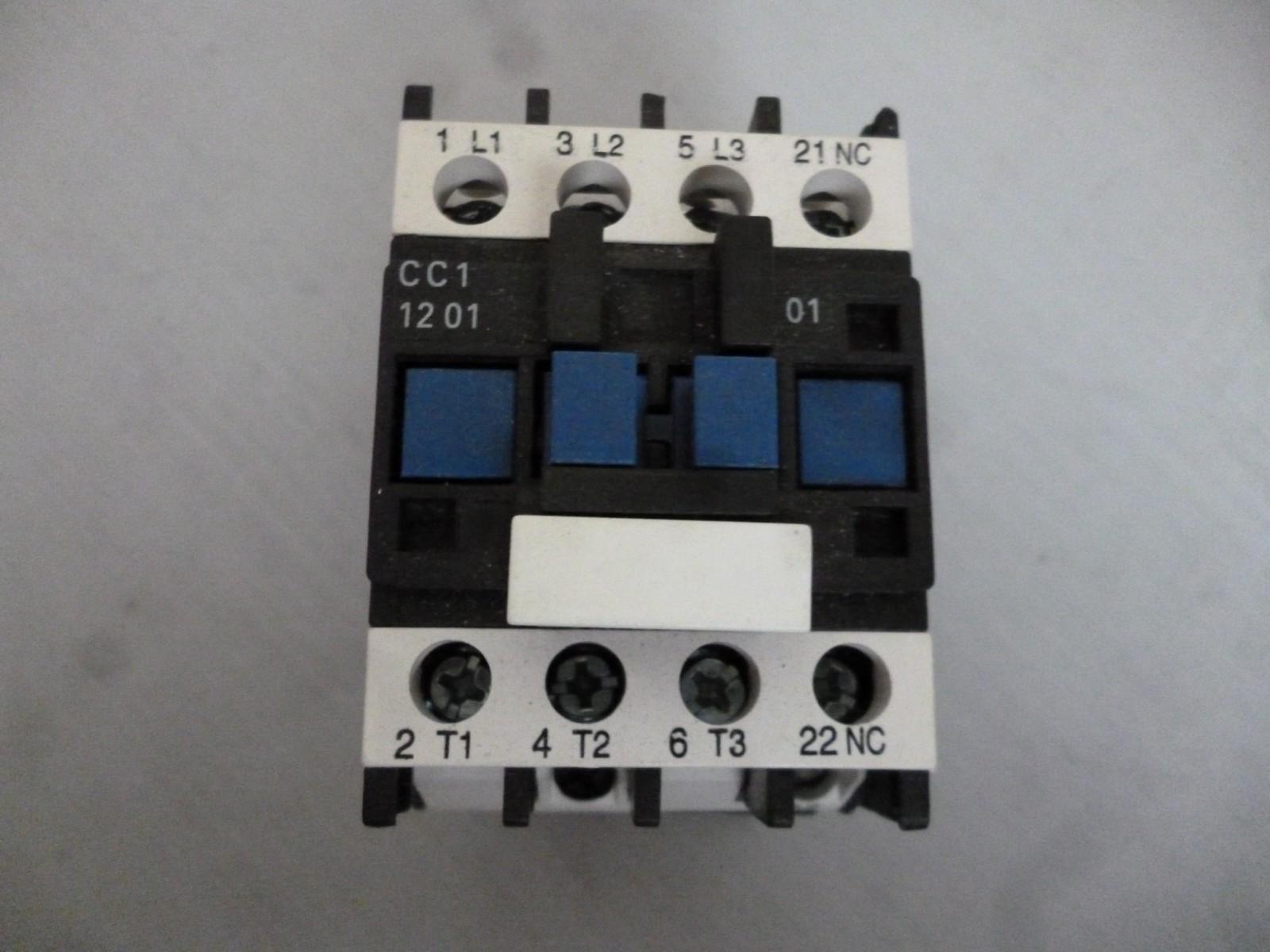 Chana CC1-1201 3 Pole Contactor