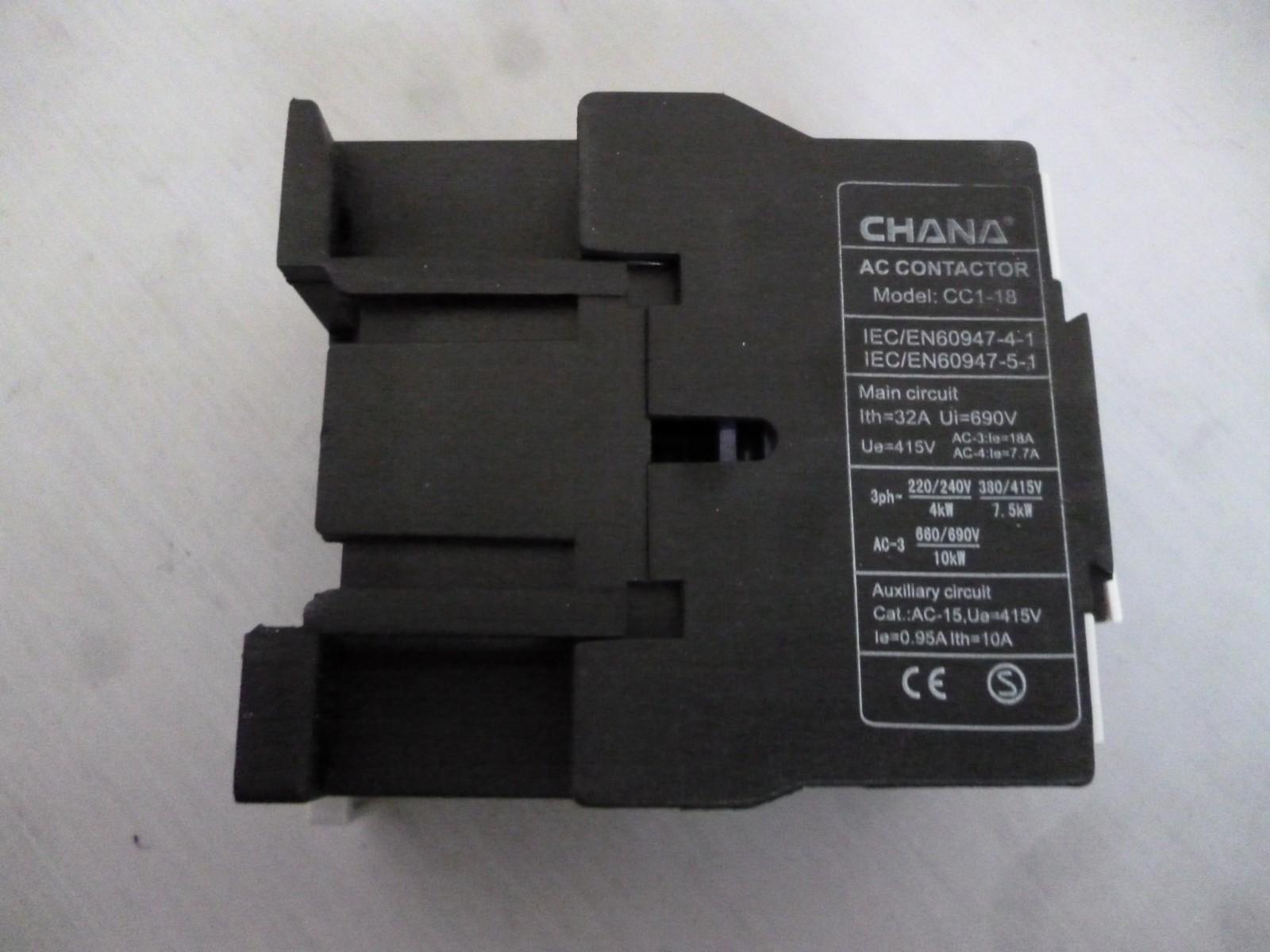 Chana CC1-1810 3 Pole Contactor