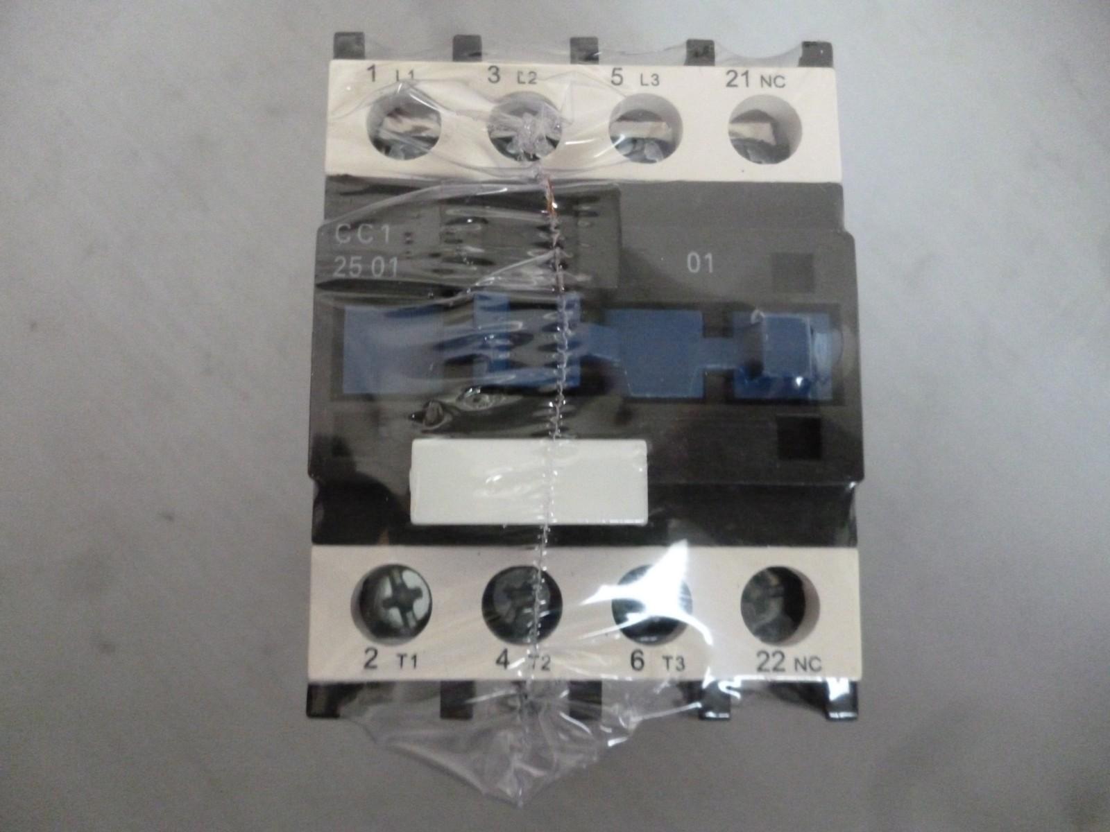 Chana CC1-2501 3 Pole Contactor