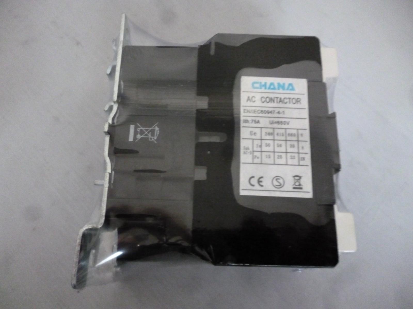 Chana CC1-5011 3 Pole Contactor