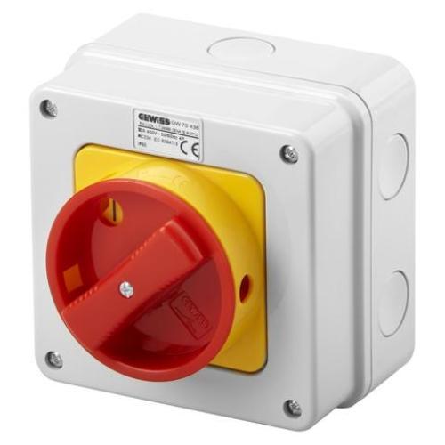 GW70438 Enclosed Isolator 1