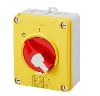 GW70438P Enclosed Isolator 1