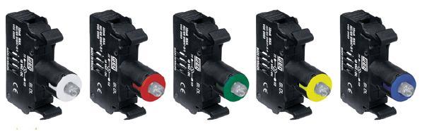 WEG 24V AC/DC Integrated LED Block