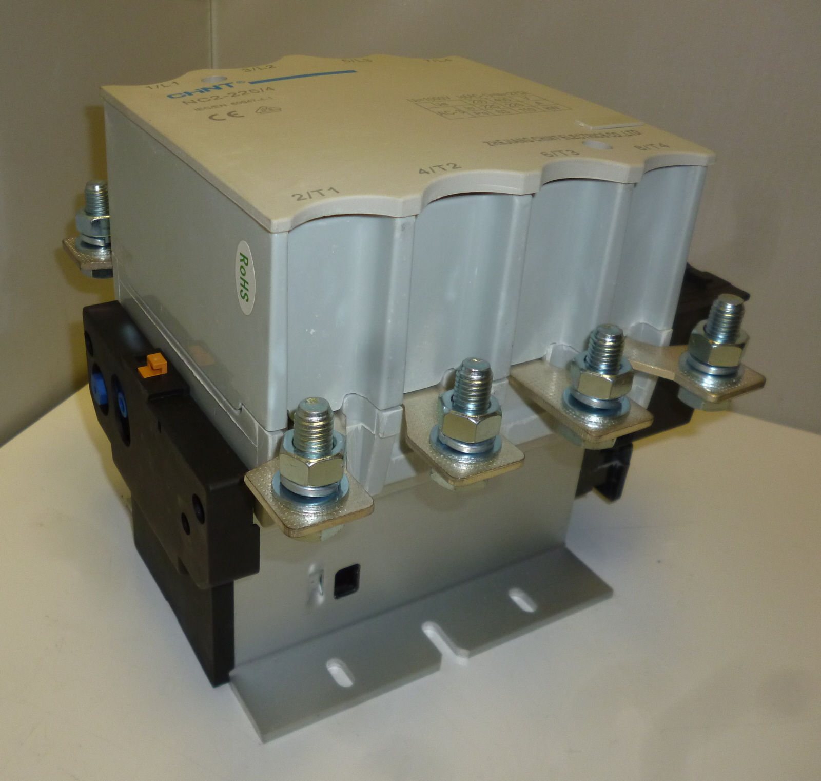 NC2-18504 4 Pole Contactor