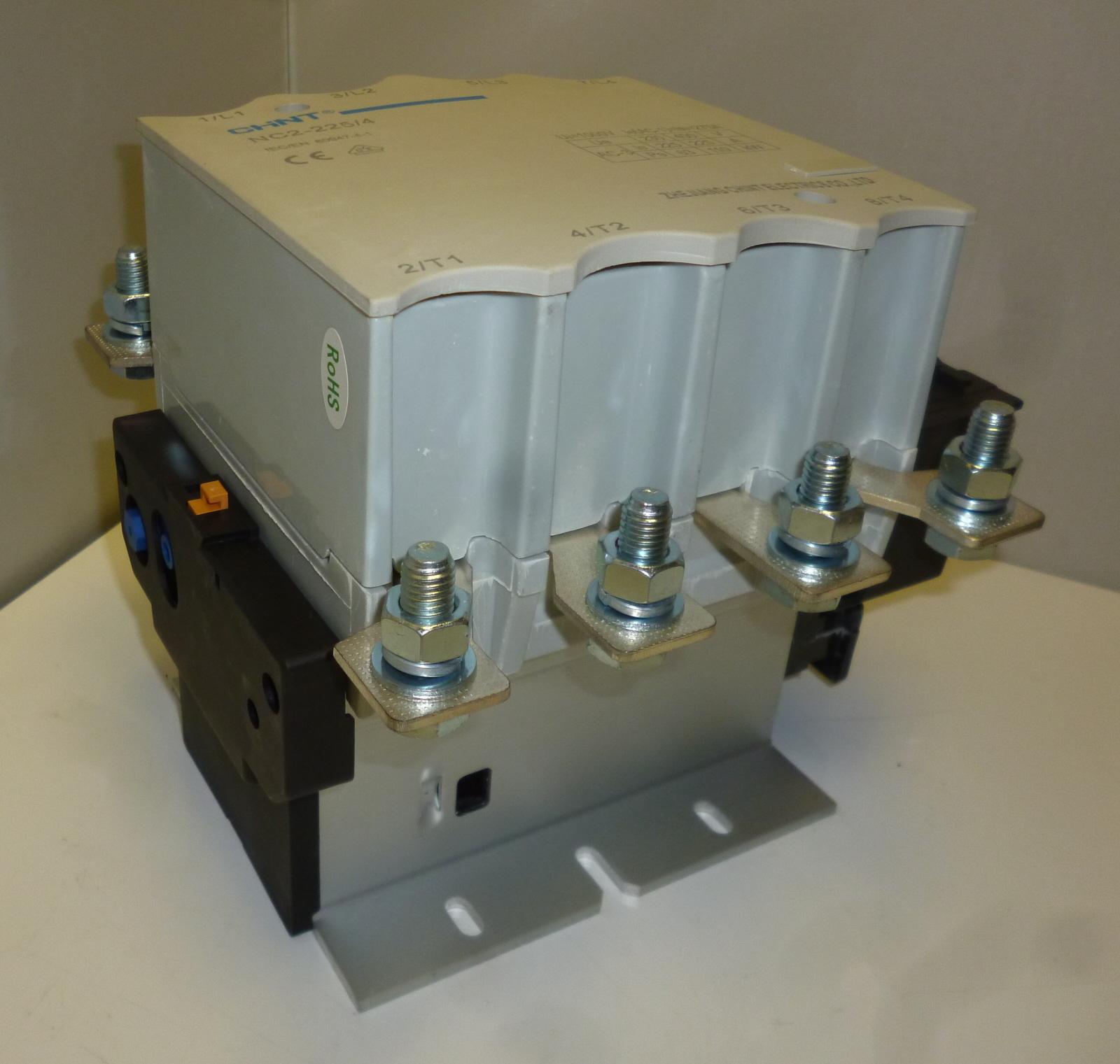 NC2-33004 4 Pole Contactor