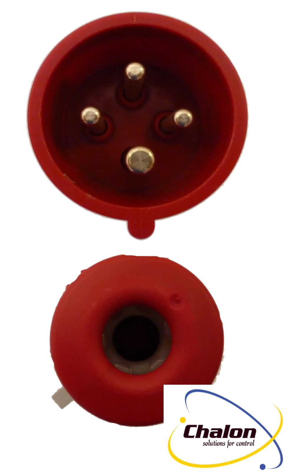 Elettro Canali IP44 400V 3P+E Trailing Plug