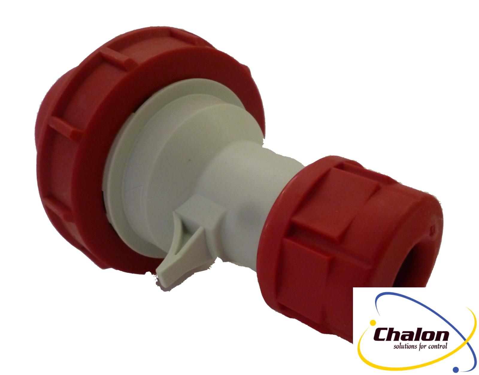 Elettro Canali IP67 400V 3P+E Trailing Plug