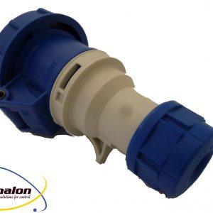 Elettro Canali IP67 230V 2P+E Trailing Socket