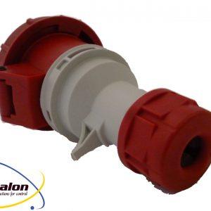 Elettro Canali IP67 400V 3P+E Trailing Socket